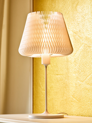 LED-Tischleuchte Angel