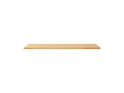 Tischplatte Linear 125 x 68 cm | kiefer