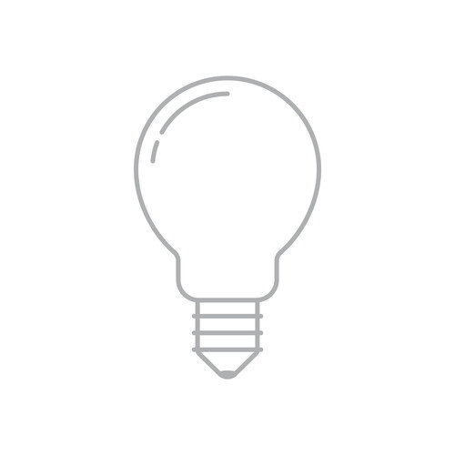 Faden-LED Tropfenlampe