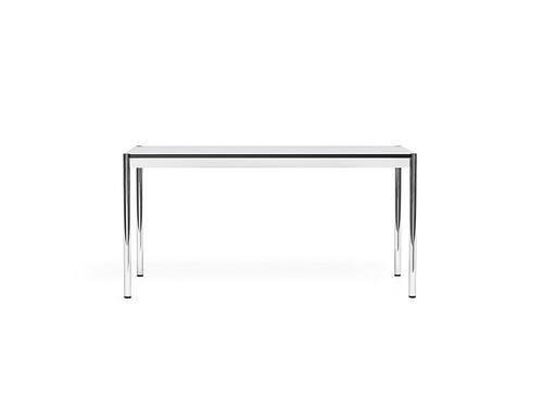 USM Schreibtisch 150 x 75 cm | perlgrau