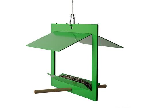 Vogelfutterstelle birdhouse DIN A4
