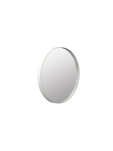 Wandspiegel Unu 40 cm | weiß