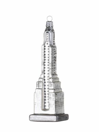 Weihnachtsbaumanhänger Chrysler Building