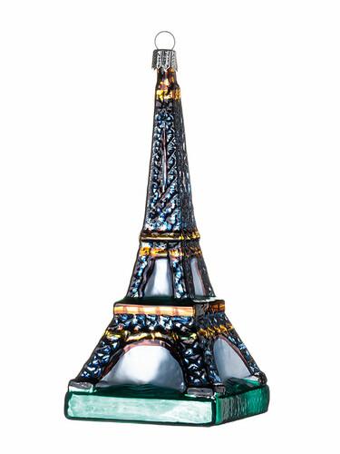 Weihnachtsbaumanhänger Eiffelturm