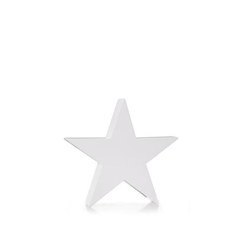 Weihnachtsdekoration Allstars/Fin Allstars, weiß hochglänzend | Größe S