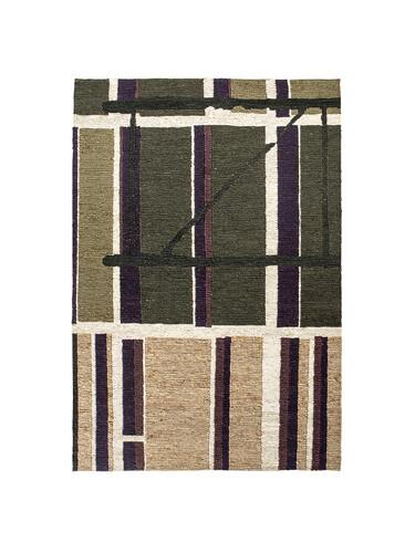 Teppich Works B 170 x L 240 | Erde