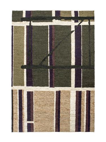 Teppich Works B 200 x L 300 cm | Erde
