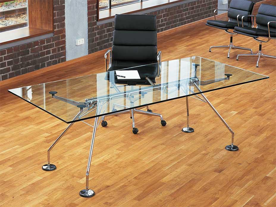 Schreibtisch Nomos Designertische Sofort Lieferbar Cairoch