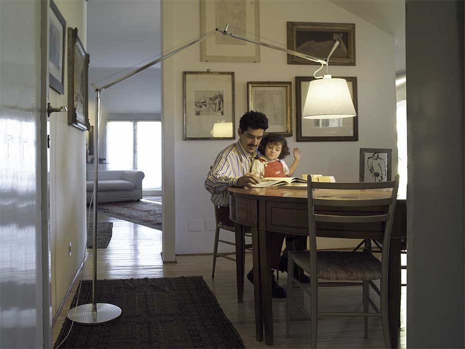Artemide tolomeo mega lampadaire u2013 disponible de suite ! cairo.fr