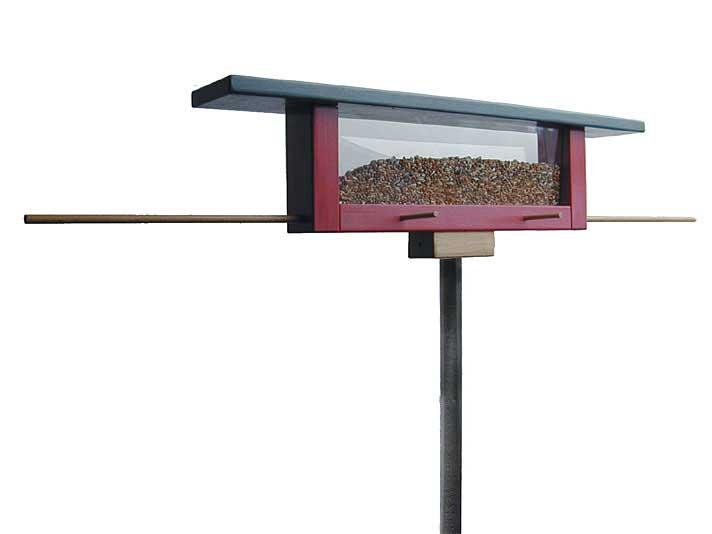 Outdoorküche Bausatz Nabu : Vogelfutterhaus nabu