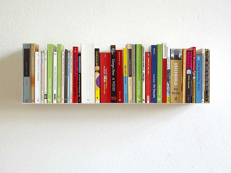 Étagère livres de poche/DVD Linea 1   Armoires disponibles de