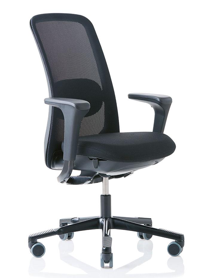 Chaise Bureau Hag Sofi Pivotante Mesh De OPuTkXZi