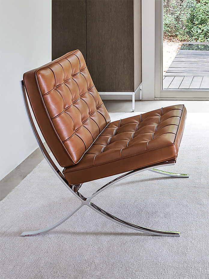 Knoll International Barcelona Sessel Sofort Lieferbar Cairode