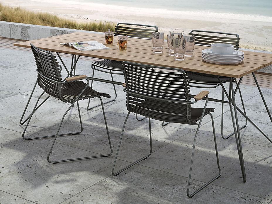 Bistrotisch Mit Stühlen Outdoor.Tisch Sketch