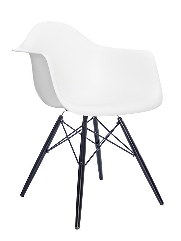 Incroyable Chaise Eames Plastic Armchair DAW