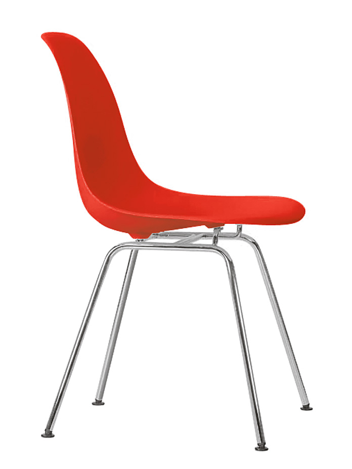 Eames Dsx Von Vitra Plastic Sidechair Sofort Lieferbar Cairode