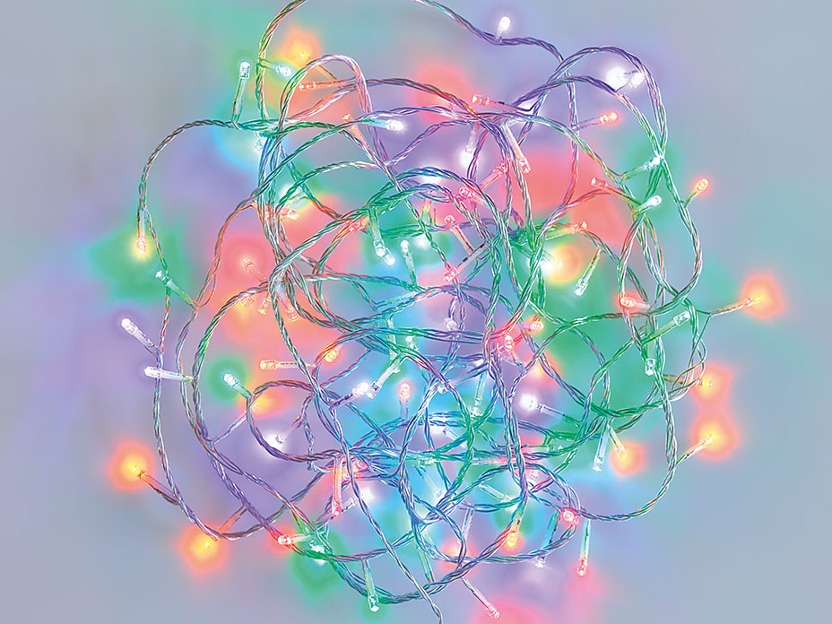Cairo Weihnachtsdeko.Led Lichterkette